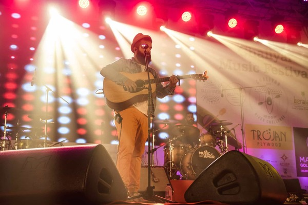 Chaliyar Music festival in calicut Kerala @ jellifish water sports