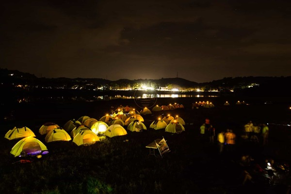 Campsite Chaliyar river challenge 2017 kerala kayaking festivals