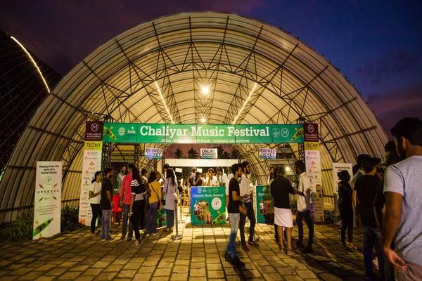 Chaliyar Music festival registration 2017